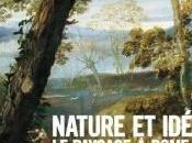 Nature idéal paysage Rome, 1600 1650