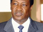 Burkina Faso Coup d'Etat militaire