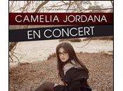 CAMELIA JORDANA concert JEREMIE KISLING