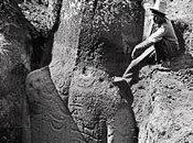 """arrière moai expédition """"Mana"""" Routledge (1913-1916)"""