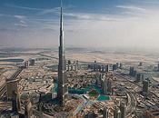 «Burj Khalifa» Dubaï, plus haute tour monde