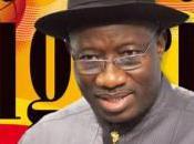 Goodluck Jonathan vainqueur Nigeria