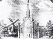 1855 Bénédiction l'Eglise Faubourg Barre.