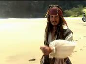 Nouvelle vidéo-promo Pirates Caraïbes Fontaine Jouvence