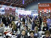 Foire livre Londres Congrès écrivains russes
