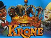 Portes ouvertes Cirque Krone samedi aril