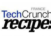 TechCrunch fait nouvelle fois appel Weezevent.com pour évènement Techcrunch Recipes