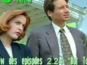 """X-Files review épisodes 2.24 """"Our Town"""" 2.25 """"Anasazi (part."""