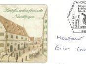 Souvenir Nördlingen Allemagne