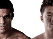Vitor Belfort Yoshihiro Akiyama l'UFC Philadelphie