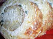 Roulés pommes terre Môret ciboulette