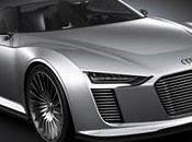 Audi E-Tron Spyder bolide écolo luxe