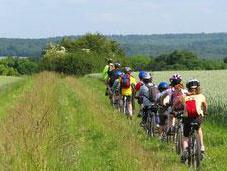 cyclotourisme, pour allier sport vacances