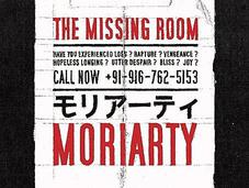 Missing Room nouvel album Moriarty, confirmation talent