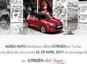 Citroën Days avec Chakib Daoud Seif Nechi