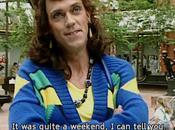 Hugh Laurie était toutes chaînes week-end pour...