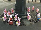 page facebook petits lapins dans Paris C'est Duracell