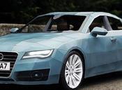 Audi papier