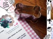 recette biscuit Cherry pour chiens