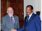 ACP-UE: Louis Michel reçu Paul Biya