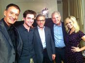 Photo Robert Pattinson dans studios Chérie