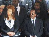 Paul Biya parmi fidèles Rome béatification Jean-Paul