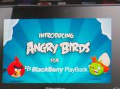 Angry Birds aussi Playbook