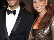 Alicia Keys Swizz Beatz jouent carte glamour