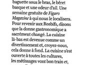 Presse parle François Simon Figaro Magazine avril 2011
