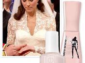 vernis Kate Middleton pour mariage
