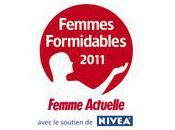 Prix 2011 Femme Actuelle Femmes Formidables