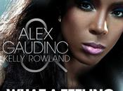 Nouveau clip kelly rowland alex gaudino what feeling