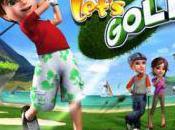 Let's golf annoncé