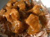 Curry porc curry