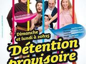 Chronique Détention provisoire