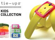 tie-ups colorful belts collection kids