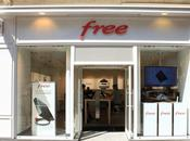 premier magasin Free ouvert