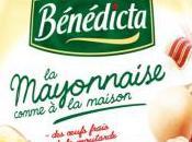 Mayonnaise Bénédicta comme maison