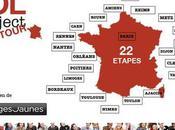 Project tournée dans toute France
