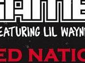 "Game feat Wayne ""Red Nation"" Extrait ""The R.E.D Album"""