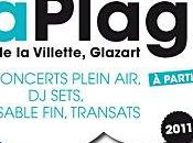 Benjamin Siksou concert Plage Glazart sera juin