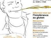 Journée mondiale maladie CŒLIAQUE: Journée, sans gluten Afdiag