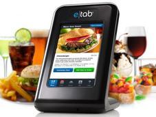 Etab tablette pour passer commande