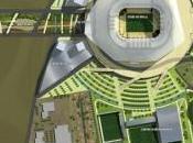 Lyon/Euro 2016 grand stade marche