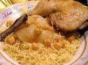 Rechta nouilles maison algerienne
