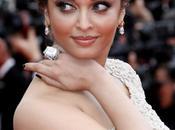 stars couvrent diamants Cannes