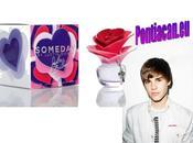 Justin Bieber nouveau parfum