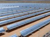 Faire désert premier fournisseur d'énergie