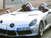 Kanye West Cannes Mercedes Stirlin Moss 1.7$ Good Life...