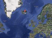 Eruption volcanique Islande